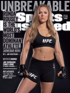 Ronda-Rousey-Sports-Illustrated
